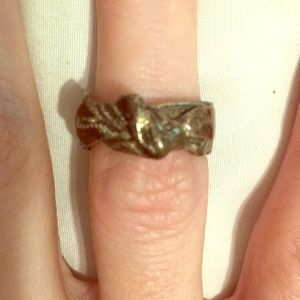 Mignon Faget knot ring